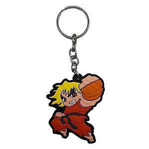 Chaveiro Ken - Street Fighter