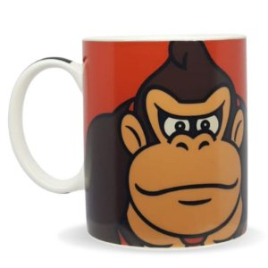 Caneca Magic 300ml Donkey Kong
