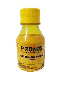 Tinta Sublimática Prokor - Amarela - 100ml