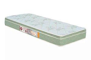 Colchão Castor Espuma D33 Sleep Max Euro Solteiro - 0,88x1,88x0,25