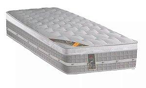 Colchão Castor de Molas Pocket Premium Gel Euro Pillow Solteiro - 0,78x1,88x0,32