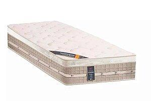 Colchão Castor de Molas Bonnel Premium Tecnopedic Euro Pillow Solteiro - 0,88x1,88x0,30