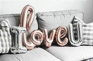 Balões   I Love U