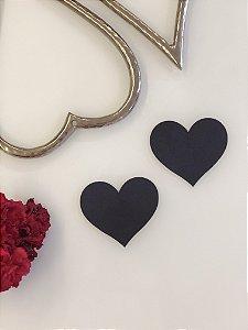 Tapa Mamilo | Coração