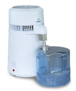 Destilador de Água de 4 Lítros - Evoxx