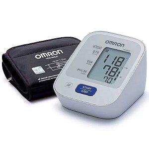 Medidor de Pressão Arterial de Braço Automático HEM-7122 - Omron