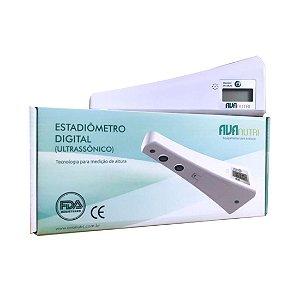 Medidor de Estatura Digital Portátil - Avanutri