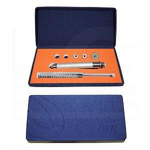 Kit Caneta Peeling Diamante - HTM
