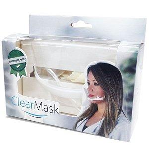 Máscara Higiênica Protetora ClearMask - Estek