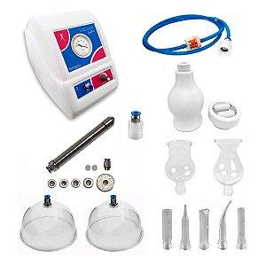 Kit Pro Vacuun System Vacuoterapia e Endermoterapia - Kerigma