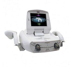 Manthus Start Aparelho de Ultrassom com Terapia Combinada + Suporte de Aplicadores - KLD