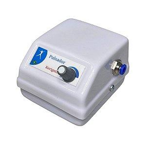 Pulsador Eletrônico DUO para Aparelhos de Vacuoterapia - Kerigma