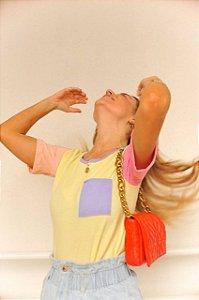 T-shirt colors bolso
