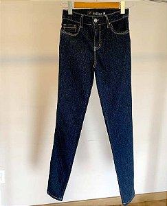 calça cigarrete marileide villon jeans