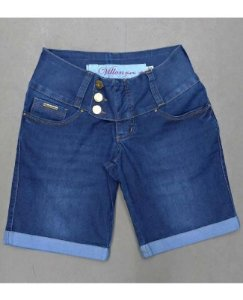 Bermuda jeans cos largo villon jeans