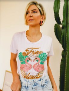 T-Shirt Ludmila