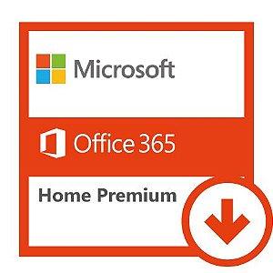Office 365 Home - Assinatura Anual para 06 Usuários 6GQ-00088