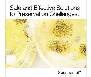 Conservante sem parabenos Spectrastast Preservative Free com Ecocert 100g