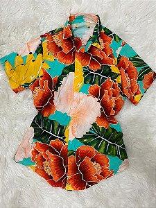 Camisa Estampada III