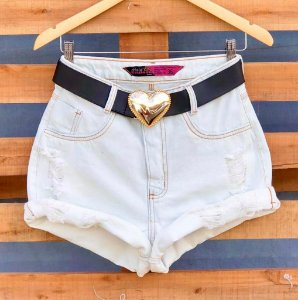 Short Jeans Off Barra
