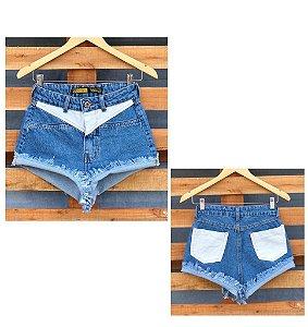 Short Jeans Bicolor