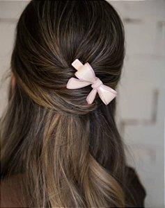 Fivela laço para cabelo