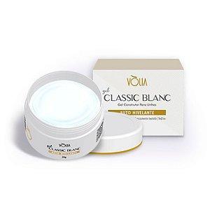 Gel Construtor Para Unhas - Classic Blanc - 24g