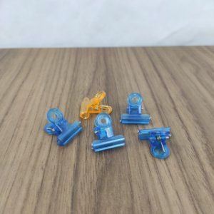 Kit Presilha Acrilica para Curvatura C 2,2cm com 5 unidades