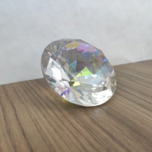 Pedra Diamante Para Fotos Grande
