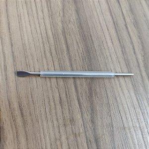 Espátula cabo de Silicone Delicate