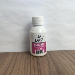 Monomer/Líquido Acrílico D&Z 75ml