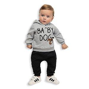 Conjunto Moletom Baby Dog