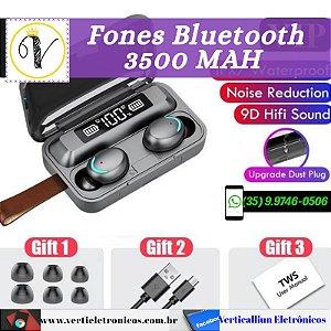 3500mah led bluetooth fones de ouvido sem fio Original