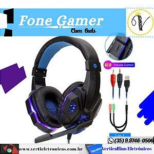 Fone Gamer Profissional