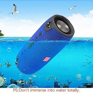 alto-falante 40W bluetooth portátil à prova d'água estéreo com Rádio bt aux tfusb