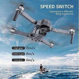 Sjrc f11 pro 4k gps 5g wifi fpv câmera dupla 50x zoom profissional sem escova quadcopter