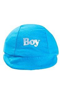Boné Boy Infantil Bebê Masculino Azul - fantoni