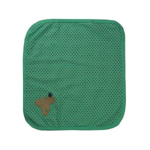 Kit 3 Cheirinho Bebê Meia Malha Costura Dupla Verde