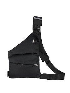 Bolsa Bag Pochete Transversal Slim Impermeável