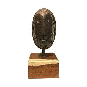 Escultura Sábio - Silvio Klima