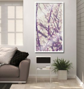 Quadro Flor de Cerejeira