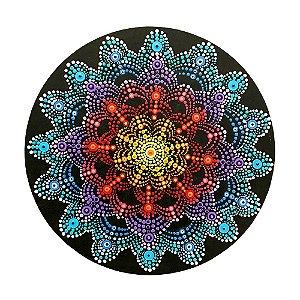 Mandala da Criatividade - Thâmara Goulart