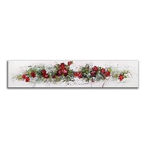 Tela Arranjo Floral - Eliane Pasquetti