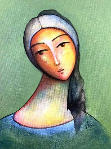 Tela Paz - Tina Felice