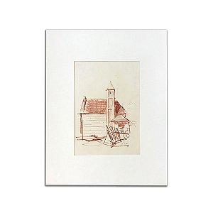 Obra Capela - Anastácio Orlikowski