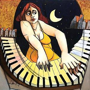 Obra Sinfonia ao Luar - Victor Hugo