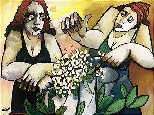 Obra As Floristas - Victor Hugo