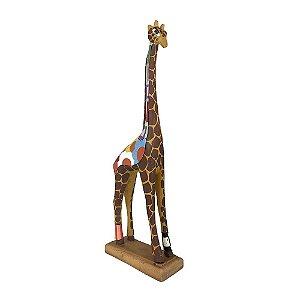 Girafa da Intuição - Pretinho Artes