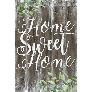 Placa Home Sweet Home