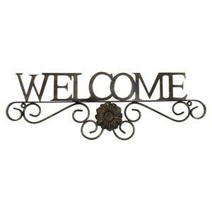 Aramado Welcome Bronze